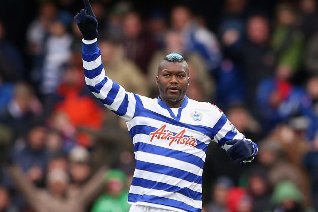 QPR Announce Starting XI vs. Man Utd