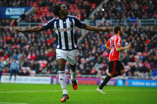 EPL: West Brom Extend Winning Streak to Four with Win over Sunderland