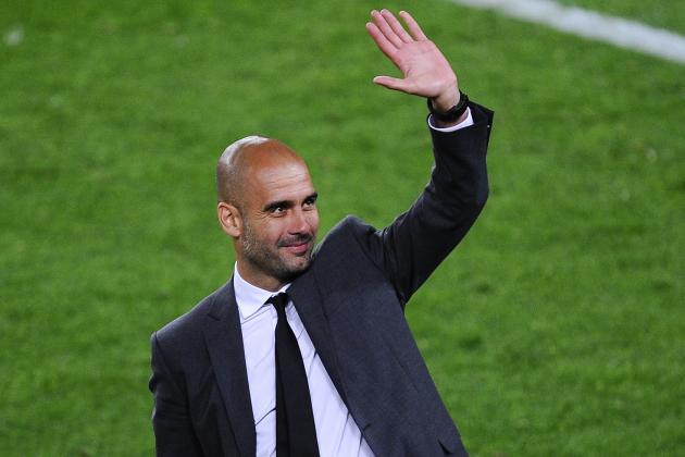 Guardiola Says He'd Manage the Brazil National Side 'Tomorrow'
