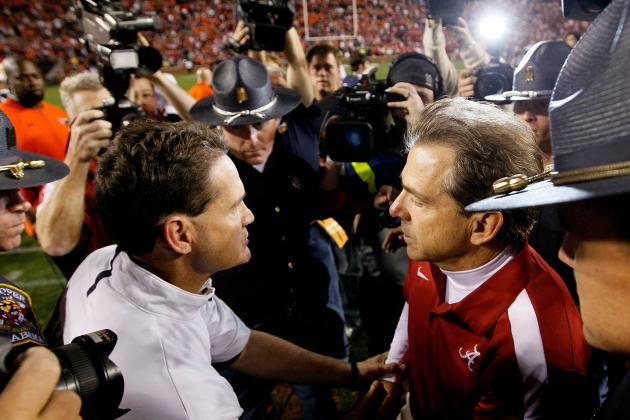 How the Gap Between Alabama and Auburn Widened so Quickly