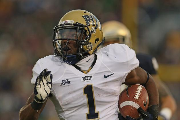 Pitt Running Back Graham Has Family on His Mind