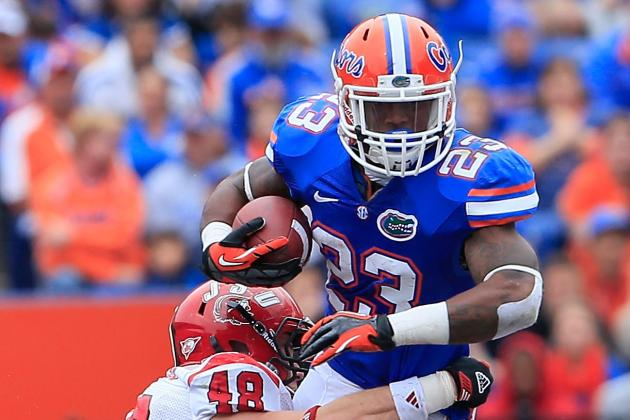 Three Keys for a Florida Victory vs. FSU