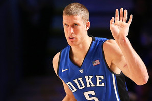 Duke the Beneficiary as Plumlee Plays Better by Thinking Less
