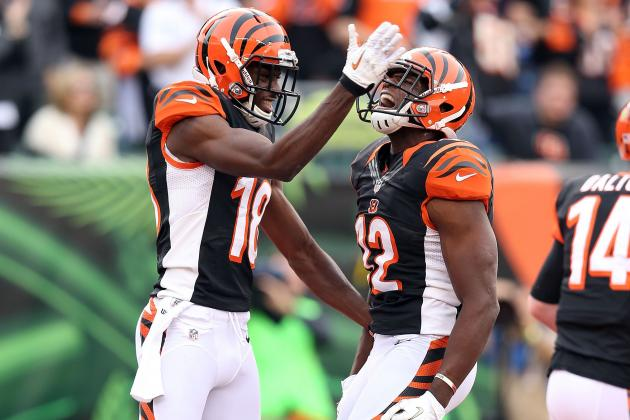 Cincinnati Bengals: Dalton and Green Support Growing Offense