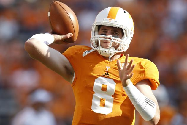 Tennessee Volunteers vs. Kentucky Wildcats: Live Scores, Analysis and Results