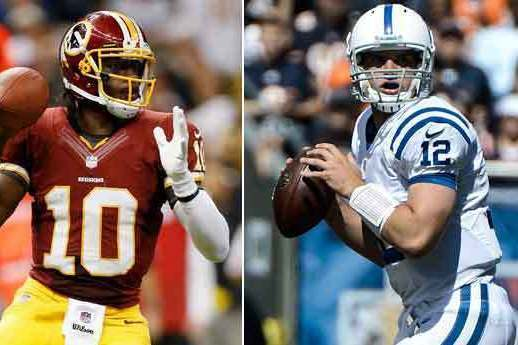 Robert Griffin III and the New Golden Age of the NFL ...