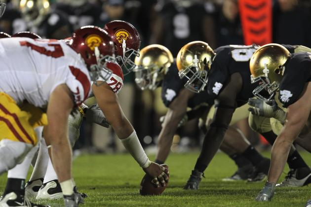 Notre Dame vs. USC: Keys for Trojans to Pull the Upset
