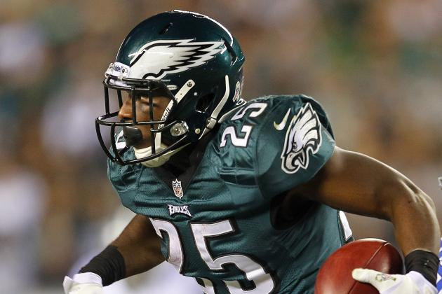 Michael Vick, LeSean McCoy out Monday for Eagles