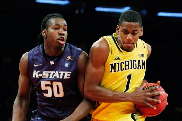 Michigan Beats Kansas State 71-57 in NIT Tip-off Final