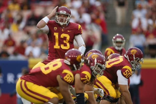 Max Wittek's Gun-Slinger Mentality Will Power USC to Upset Win over Notre Dame