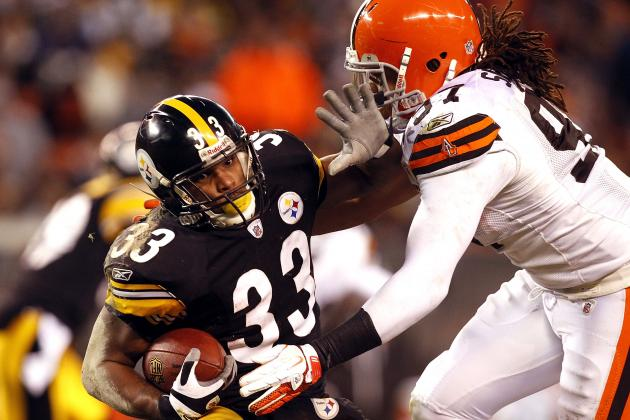 Steelers vs. Browns: Steelers Must Win to Get Season Back on Track