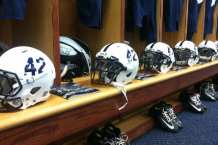 Penn State to Honor Mauti on Helmets