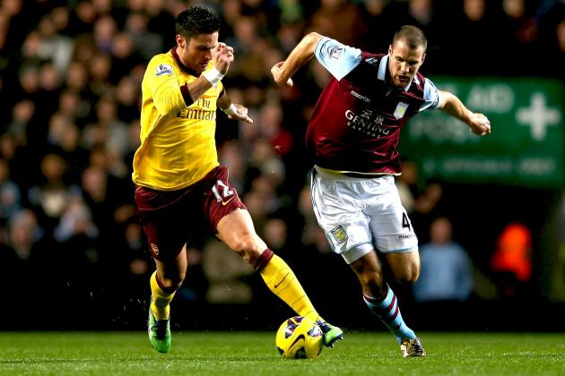 Aston Villa vs. Arsenal: Score, Analysis and Recap