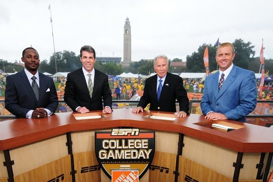'College GameDay' Is Headed to Atlanta