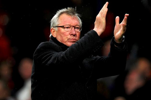 Ferguson Corrects His Mistakes as Manchester United Come Back Again to Beat QPR