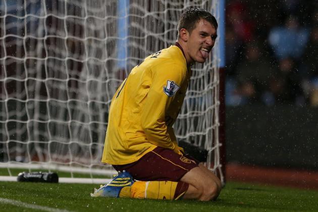 Aston Villa vs. Arsenal: Hard-Fought Draw as It Happened