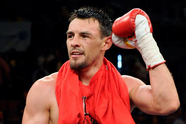 "Robert ""Ghost"" Guerrero Defeats Andre Berto by Unanimous Decision"