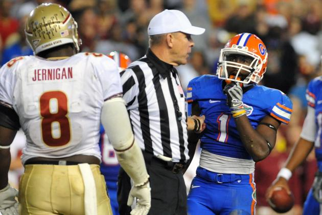 Florida vs. Florida State: Last-Second Preview of Epic Interstate Rivalry