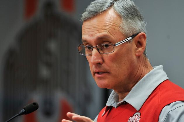 Ohio State's Invite to Jim Tressel Shows School Already Whitewashing His Legacy