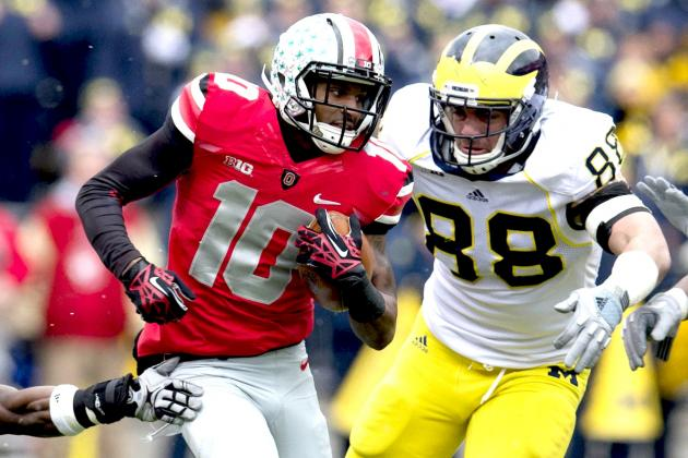 Michigan vs. Ohio State: Live Scores, Analysis and Results