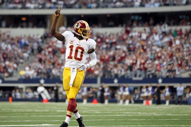 Washington Redskins Are Poised for an NFC East Division Title in 2012