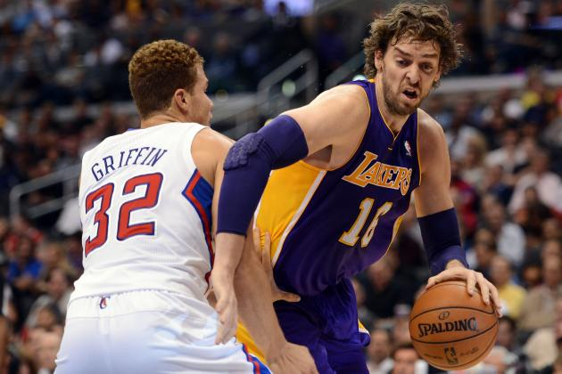 Pau Gasol: Criticism of Los Angeles Lakers Forward Is Unfair
