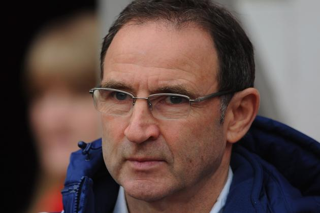 Martin O'Neill Resignation Reports Quashed