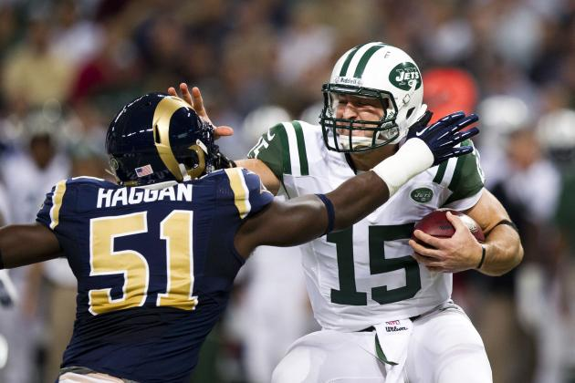 Tim Tebow: Jets Backup QB Deserves Fresh Start with Another Team