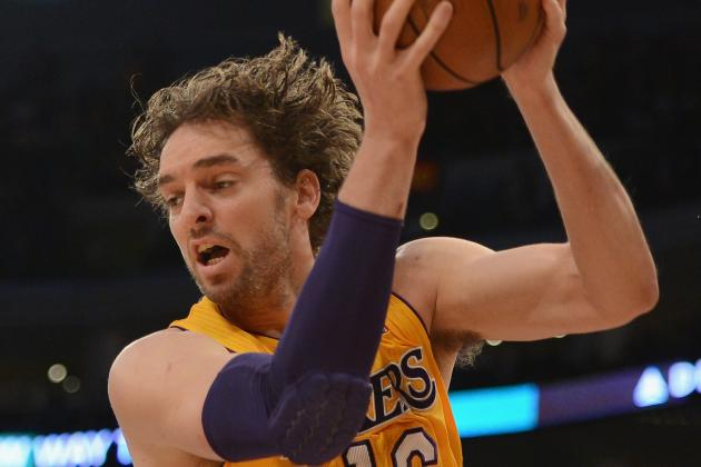 Lakers Trade Rumors: Lakers Would Regret Dealing Pau Gasol