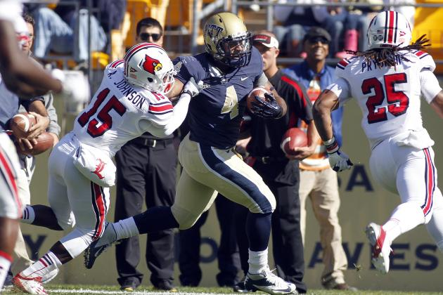 Rutgers falls to Pitt, will still play for BCS bowl