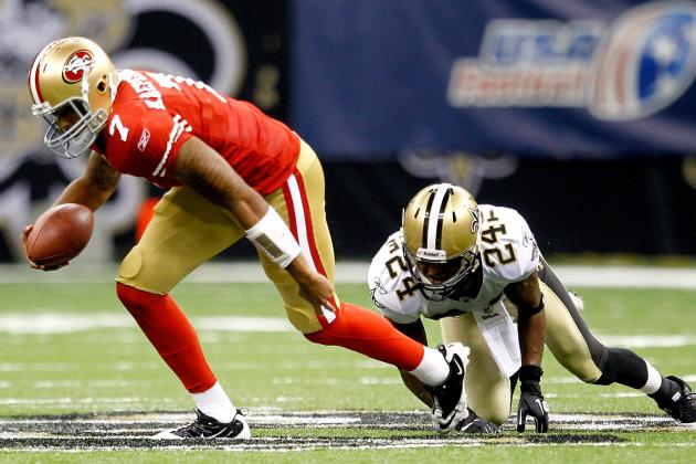 Why 49ers Showdown with Saints Is Perfect Time to Test Colin Kaepernick