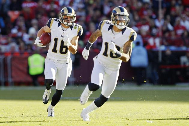 Danny Amendola: Best Fantasy Replacements for Injured Rams WR