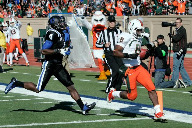 Miami Hurricanes Defeat Duke, Finish Season on High Note