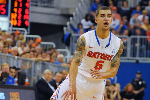 Scottie Wilbekin Showing His Value to Gators in 79-66 Win over Central Florida