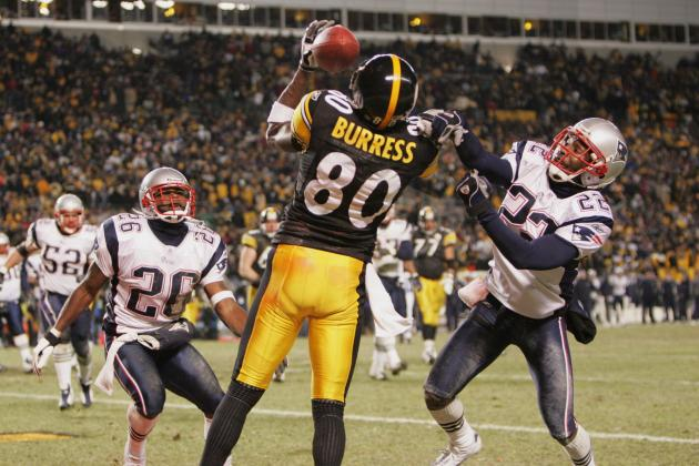 Plaxico Burress impresses Pittsburgh Steelers