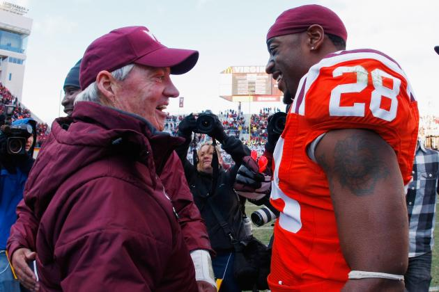 Virginia Tech vs. Virginia: Does Last-Second Win Keep Frank Beamer off Hot Seat?