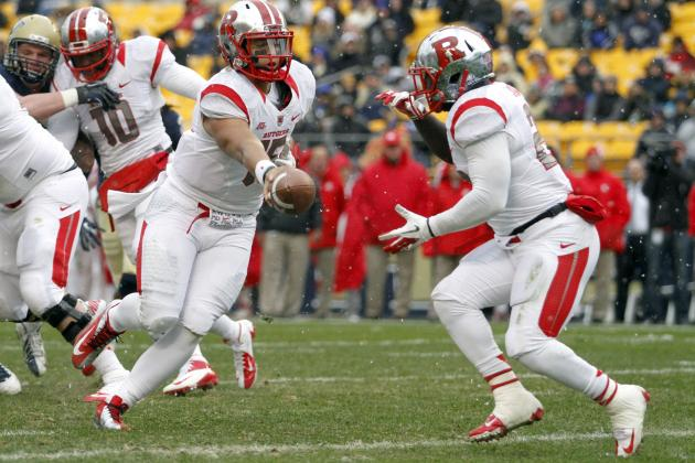 Rutgers Focused on Big East Title, Not Big Ten