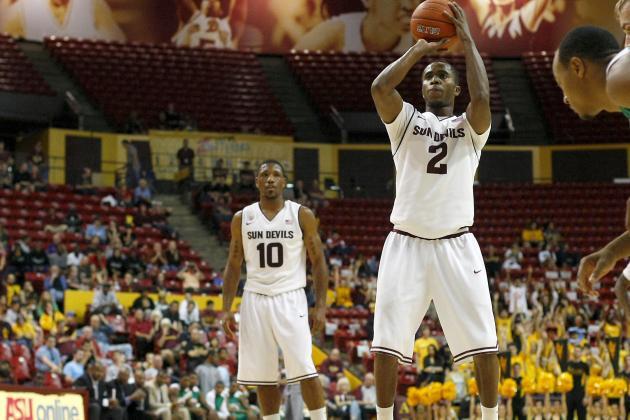 Arizona State Basketball vs. Creighton: Start Time, TV Info, Preview and More
