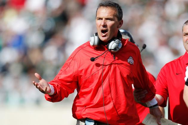 Michigan vs. Ohio State: Buckeyes Only Unbeaten Because B1G so Weak in 2012