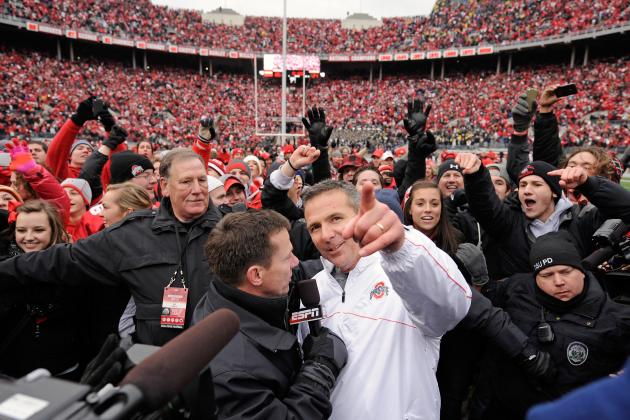 Ohio State Football: When Will Urban Meyer Lose a Game as Buckeyes' Head Coach?