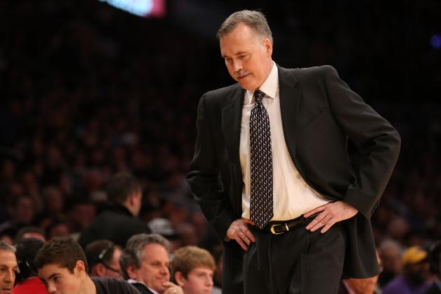 Lakers' Superstar Syndrome Too Much for Mike D'Antoni to Handle