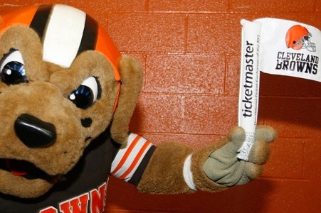 Browns Scrap White Flag Promotion