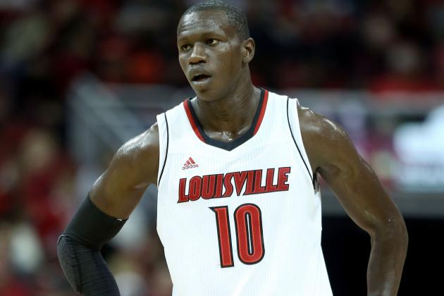 Dieng Will Not Play vs. Duke Due to Wrist Injury