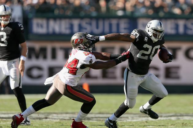 Darren McFadden: Best Fantasy Replacements for Injured Raiders RB