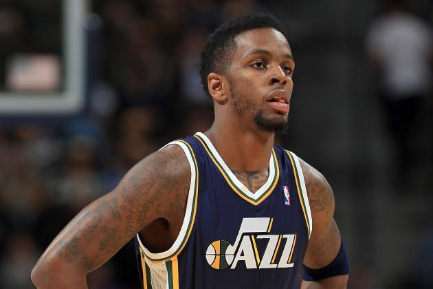 Jazz Plan to Send Kevin Murphy to D-League