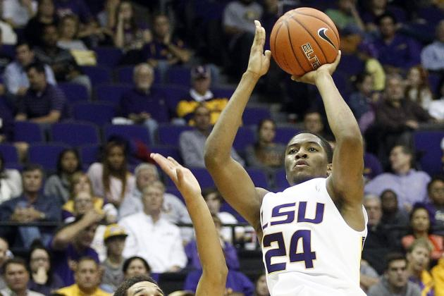 LSU Basketball Team Gets a Final Tuneup Before Tougher Tests Arrive