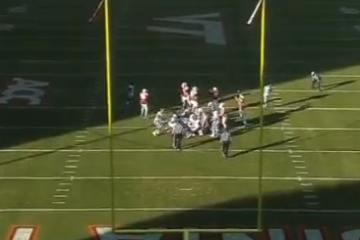 Virginia Tech's Season Saved with Last-Second Field Goal