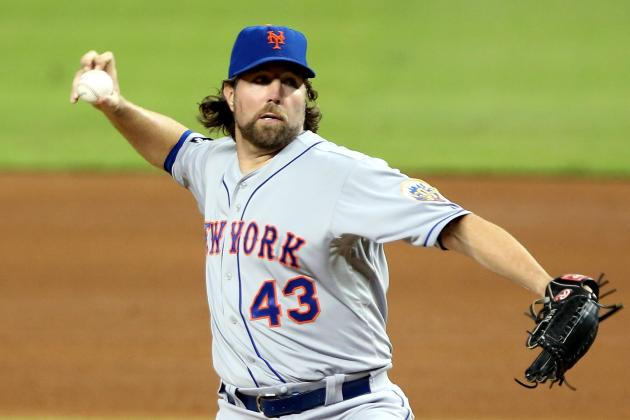 Why the New York Mets Simply Can't Trade R.A. Dickey