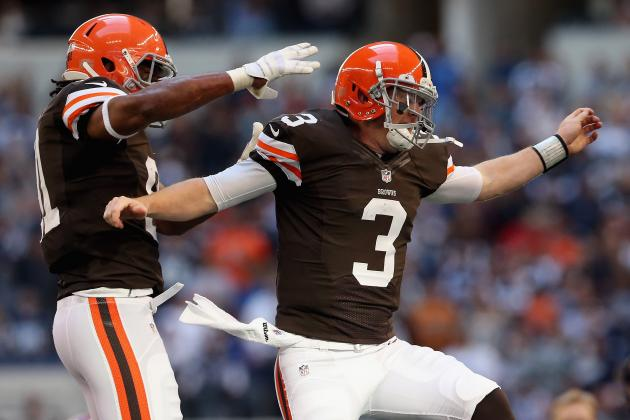 Brandon Weeden: Browns Need to Practice All Routes
