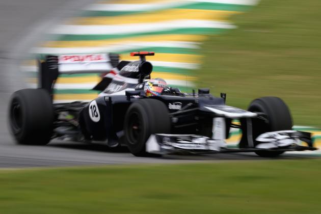 Maldonado Relegated Ten-Places in Brazil